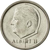 Belgique, Albert II, Franc, 1995, Bruxelles, TTB, Nickel Plated Iron, KM:187 - 1993-...: Albert II