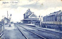 Eghezée - La Gare (Edit. E. Palate) - Eghezée
