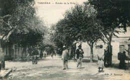 TUNISIE(TABARKA) - Tunesië