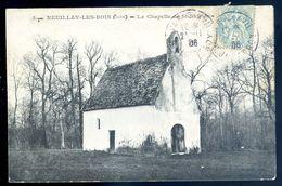 Cpa Du 36 Neuillay Les Bois La Chapelle De St Sulpice   Sep17-81 - France