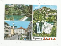 Cp , BOSNIE HERZEGOVINE , Pozdrav Iz JAJCA , JAJCE , Vierge ,multi Vues - Bosnie-Herzegovine