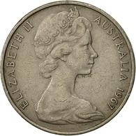 Australie, Elizabeth II, 20 Cents, 1967, TTB, Copper-nickel, KM:66 - Monnaie Décimale (1966-...)