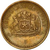 Chile, 100 Pesos, 1985, Santiago, TTB, Aluminum-Bronze, KM:226.1 - Chile