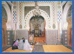 Maroc; Fes; Sanctuaire Moulay Idriss - Fez