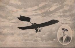 ! Alte Ansichtskarte Rudolph Bosenius Aus Bochum , Grade Eindecker, Flugpionier, Lizenz 183 - Bochum