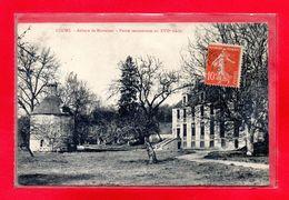27-CPA LISORS - RUINES DE L'ABBAYE DE MORTEMER Près De LYONS LA FORET - (N°3094) - Autres Communes