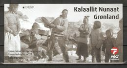 2014. Greenland. Europa CEPT. Booklet ** - Greenland