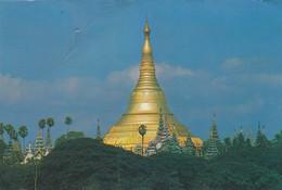 11288-THE GLORY OF RANGOON(BURMA)-THE MAGNIFICENT SHWEDAGON PAGODA-FG - Myanmar (Burma)