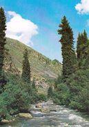 Kyrgyzstan - Mountain River View - Printed 1981 - Kyrgyzstan