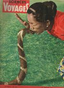 SCIENCES ET VOYAGES 1957    N° 138   MAURITANIE KALYMNOS SAKHALINE GOUFFRE BERGER BIR FOUKOUM KIKOUYOUS DU KENYA - Science