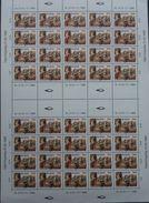 1989 Aland. 350  Years Of Education Full Sheet (5x8) ** - Aland