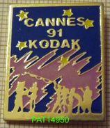 KODAK CANNES 91 - Photography