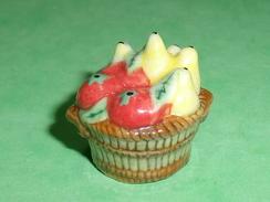 Fèves / Fruits / Légumes / Végétaux : Corbeille De Fruits   TB112L - Autres