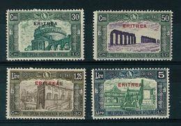 ERITREA -  MILIZIA III -  NUOVI GOMMA INTEGRA MNH ** - ANNO 1930 - N° 170/173 - Eritrea