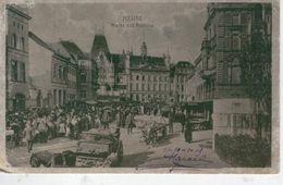 NEUSS Markt Mit Rathaus -1919 - Neuss