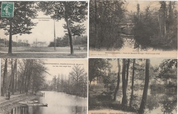 17 /1 2 / 374  - LOT  DE  6  CP  DE  MONTFERMEIL  ( 93  )  Toutes Scanées - Cartoline