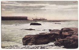 AUSTRALIA SYDNEY, North Head View From Middle Head, C1910s Vintage Postcard M8938 - Sydney