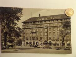 Nürnberg, Grand Hotel , VW Käfer, Alte Autos, 1960 - Nuernberg