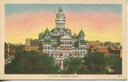City Hall, Winnipeg (002578) - Winnipeg