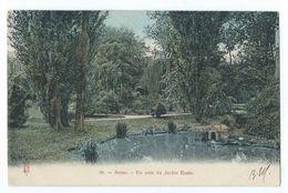 Reims - Un Coin Du Jardin Ecole - Reims