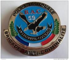 Insigne BAC59 - Police