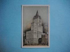 NEW YORK CITY  -  New Home Office Building     -  Etats Unis - Union Square