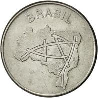 Brésil, 10 Cruzeiros, 1981, TTB+, Stainless Steel, KM:592.1 - Brazil