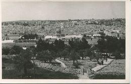 General View Of Jerusalem (002581) - Israel