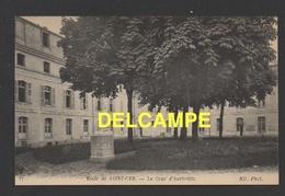 DD / MILITARIA / CASERNES / 78  SAINT-CYR L' ECOLE / ECOLE MILITAIRE / LA COUR D' AUSTERLITZ - Barracks