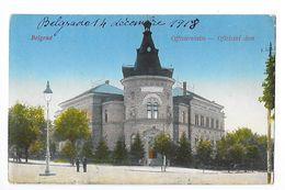 SERBIE - BELGRAD - Offiziersheim -  - L 1 - Serbie