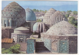 Samarkand: Mausoleums Of The Shakhi-Zinda Dynasty - (15th Century) - Uzbekistan - Oezbekistan