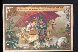 LE FER BRAVAIS, Publicite - Trade Cards