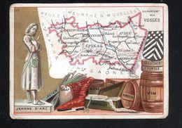 CB, PARIS, Departement Des Vosges - Trade Cards