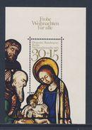 "Germany Berlin 1978 B7 (=Mi 581) YT B7 ** ""Madonna"" Stained Glass Window Frauenkirche, Munich / Fenster - Vetri & Vetrate"