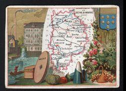 CB, PARIS, Departement De La Seine Et Marne - Trade Cards