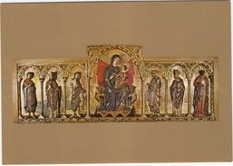 Trogir - Benedictine's Convent : Madonna With Child And Saints XV And XVI Century - (Croatia) - Kroatië