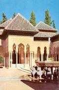 Espagne - Andalucia - Granada - Alhambra - Cour Des Lions - Zerkowitz S 1 Nº 12 - 3745 - Granada