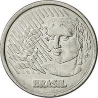 Brésil, 50 Centavos, 1994, SUP, Stainless Steel, KM:635 - Brazil