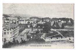 LAUSANNE - Quartier De Montriond  -  - L 1 - VD Vaud