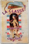 CPA Système à Roulette Militaire Militaria La Classe Quille écrite Train Trou Pour Accrocher - A Systèmes