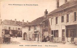 ¤¤  -  PORT-LESNEY   -  Rue Principale     -  ¤¤ - Autres Communes