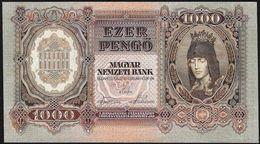 Ungheria/Hungary/Hongrie: 1000 Pengo - Ungheria
