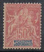 NOUVELLE-CALEDONIE N°51 N* - New Caledonia