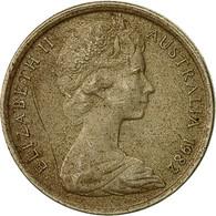 Australie, Elizabeth II, 5 Cents, 1982, TTB, Copper-nickel, KM:64 - Monnaie Décimale (1966-...)