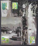 Liechtenstein 1999 300J Unterland 5v 5 Maxicards (37222) - Cartoline Maximum