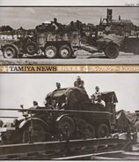 TAMIYA NEWS EN JAPONAIS - Literature & DVD