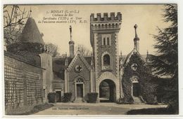 BOSSAY  -  Le Château De Ris  -  Ed. Thevenet, N° 5 - Frankreich