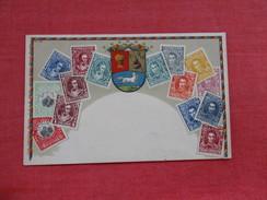 Venezuela      Stamps -- Paper Residue Back     Ref 2765 - Timbres (représentations)