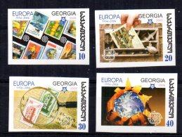 Georgia - 2006 - 50th Anniversary Of Europa Stamps (Imperf) - MNH - Géorgie