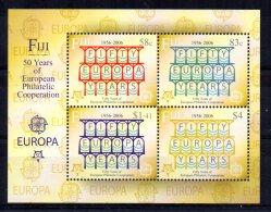 Fiji - 2005 - 50th Anniversary Of Europa Stamps Miniature Sheet - MNH - Fidji (1970-...)